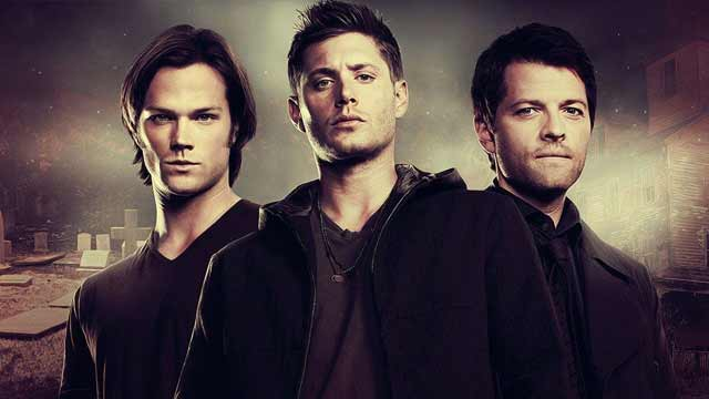 grid-supernatural Serien