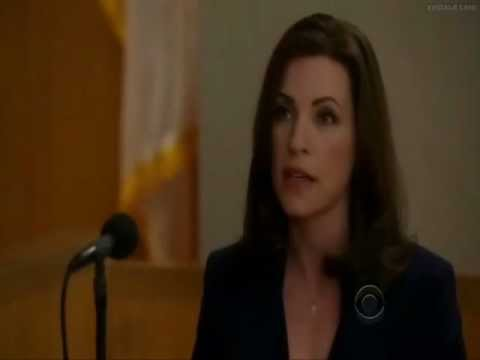 The Good Wife - Alicia Owns Attorney.wmv