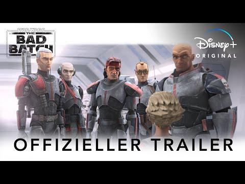 STAR WARS: THE BAD BATCH - Offizieller Trailer   Disney+