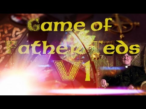 Game of Thrones Father Ted Parody Intro (Project Arse Biscuits)