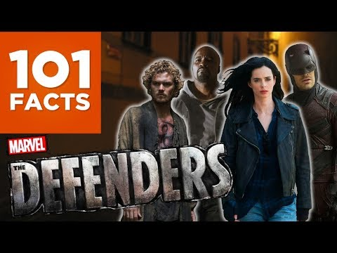101 Facts About Marvel's The Defenders