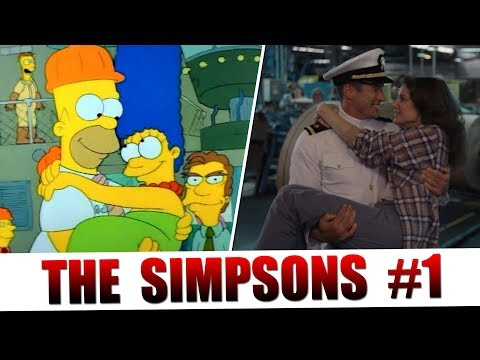 The Simpsons Tribute to Cinema: Part 1