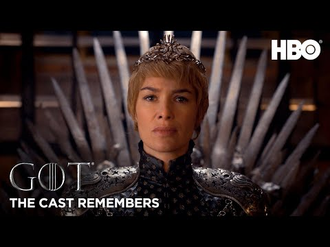 The Cast Remembers: Lena Headey on Playing Cersei Lannister   Game of Thrones: Season 8 (HBO)