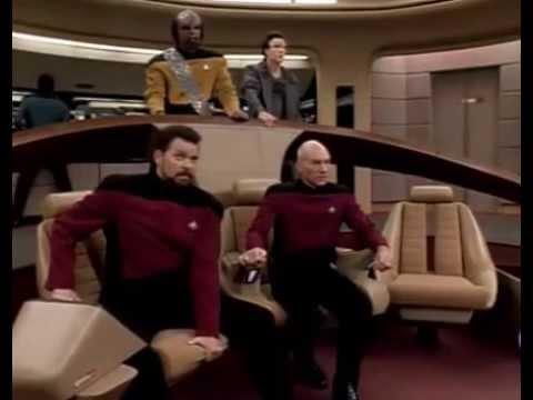 I deshaked Star Trek