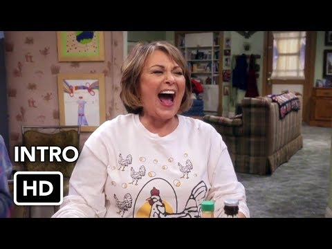 Roseanne Season 10 Intro - Opening Credits Title Sequence (HD)