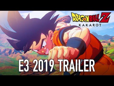Dragon Ball Z: Kakarot - PS4/XB1/PC - E3 2019 Trailer (Deutsch)