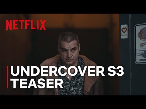 Undercover Season 3 | Official Teaser | Netflix