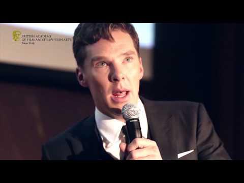Benedict Cumberbatch on Auditioning for Sherlock