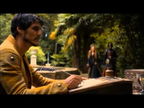 Game Of Thrones - Prince Oberyn Martell - The Red Viper ALL SCENES HD 720