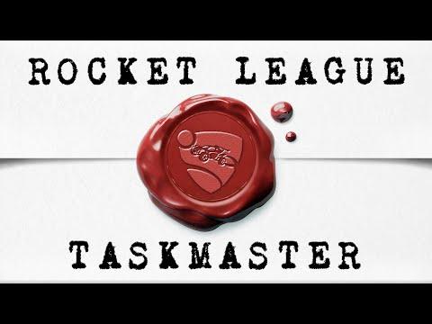 Rocket League Taskmaster: CBell v Linkuru v Wayton v Sledge v Striped (1/5)