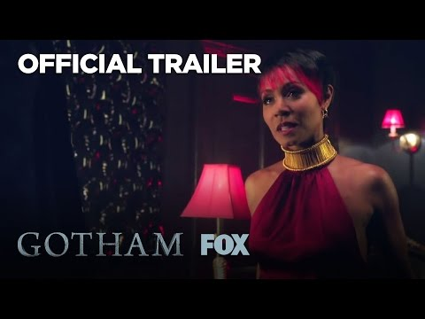 Official Extended Trailer   GOTHAM