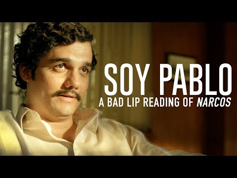 """""""SOY PABLO"""" Extended Trailer – A Bad Lip Reading of Narcos, a Netflix Original Series"""