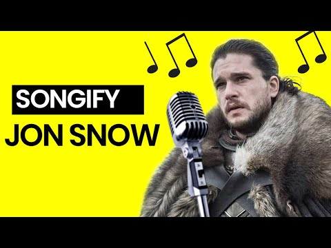 Songify GAME OF THRONES: You Know Nothing, Jon Snow oh oh oh oh oh oh oh oh oh oh oh oh oh oh oh oh
