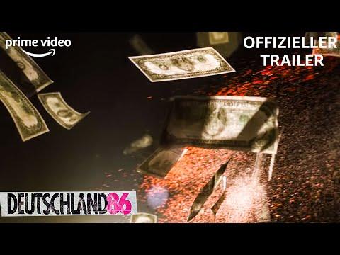 Deutschland86 | Staffel 2 | Offizieller Trailer | Prime Video DE