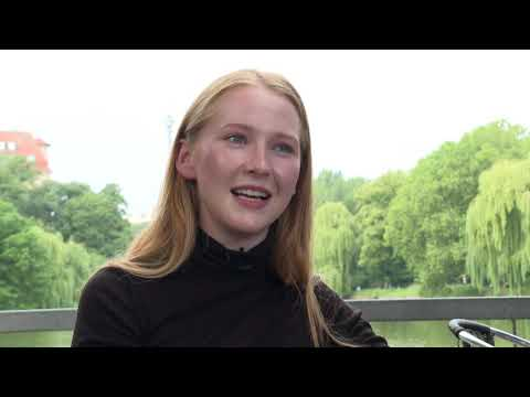 DARK Gina Stiebitz Interview auf deutsch Franziska Doppler NETFLIX - making of - Season 3 - review