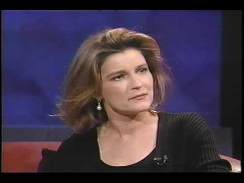 Kate Mulgrew on Jon Stewart - 02/10/1995