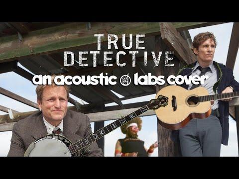 True Detective Theme - Far From Any Road - The Handsome Family - Alvarez Guitars
