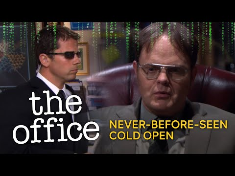 The Matrix   Never-Before-Seen Cold Open   A Peacock Extra