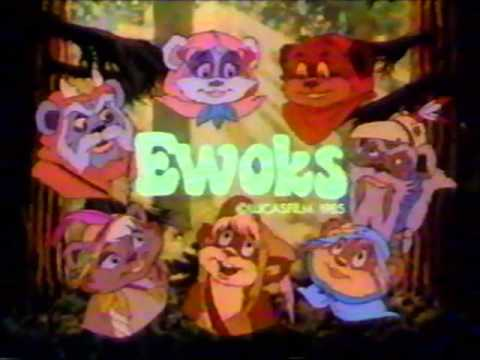 Ewoks Cartoon Theme Song