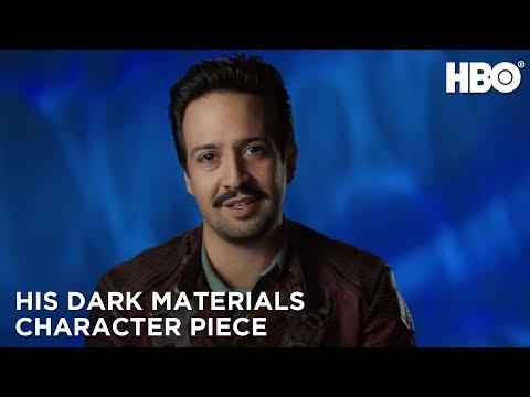 His Dark Materials: Lin-Manuel Miranda: Bringing Lee Scoresby to Life | HBO