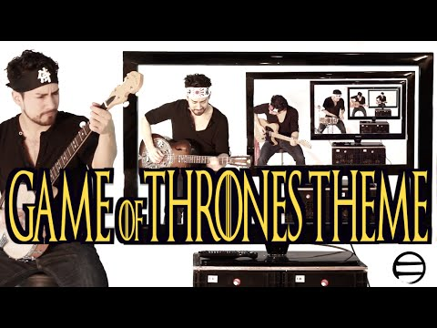 """""""Game of Thrones Theme"""" BLUEGRASS Rendition"""