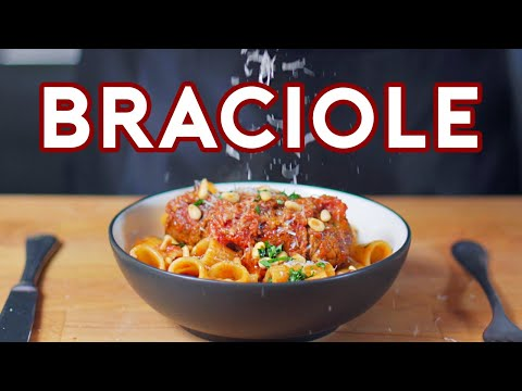 Binging with Babish: Braciole from Everybody Loves Raymond