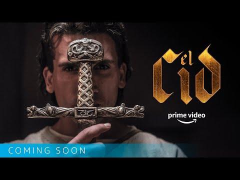 El Cid - Official Teaser   Amazon Prime Video