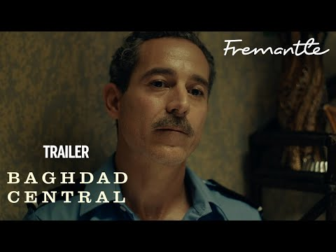BAGHDAD CENTRAL   Official Trailer   Starring Waleed Zuaiter and Corey Stoll