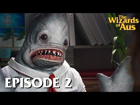 "THE WIZARDS OF AUS    Episode 2 ""Lotus"""
