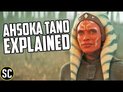 The Mandalorian: Ahsoka Tano Explained