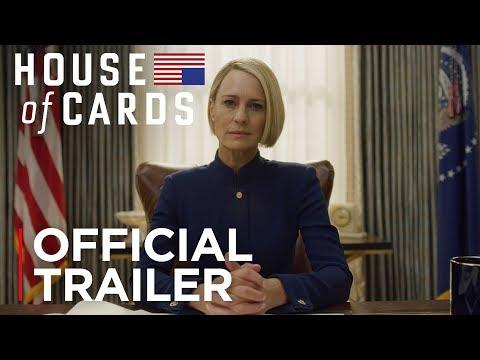 House of Cards: Season 6   Official Trailer [HD]   Netflix