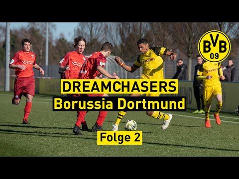 Schule, Training & der Profi-Traum   Dreamchasers Borussia Dortmund   Folge 2