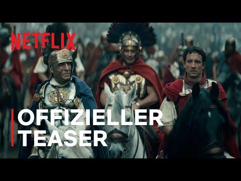 Barbaren   Offizieller Teaser   Netflix
