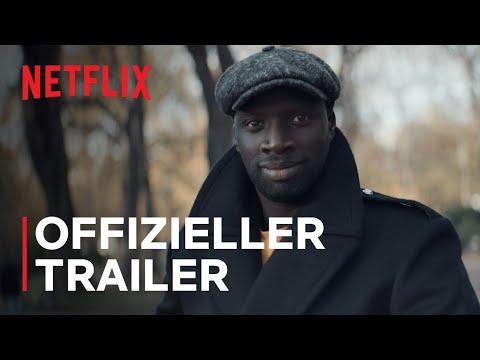 Lupin | Offizieller Trailer | Netflix