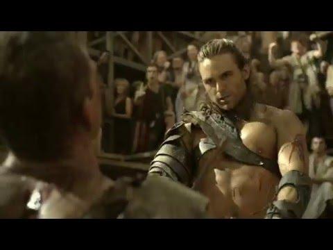 Gannicus - Gods of the Arena - HD 1080p