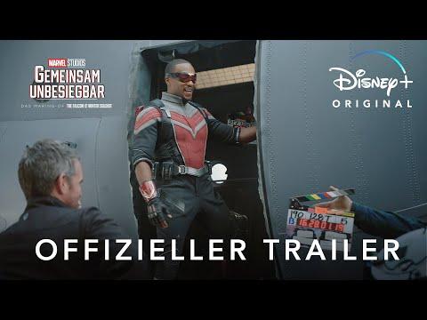 GEMEINSAM UNBESIEGBAR - Marvel Studios' The Falcon and the Winter Soldier   Das Making-Of   Disney+