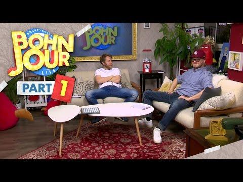 [1/3] Bohn Jour #43 | Sitzen feat. Peter Neururer, Dance Battle Eddy vs. Jan | 18.11.2015