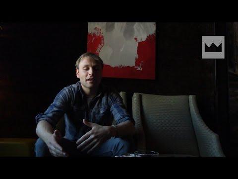 Sense8 – Ein Interview mit Max Riemelt © sAWE.tv