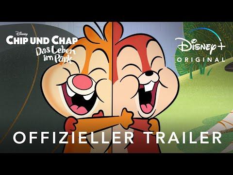 CHIP UND CHAP - DAS LEBEN IM PARK | Offizieller Trailer | Ab 28. Juli auf Disney+