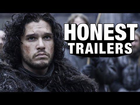 Honest Trailers - Game of Thrones Vol. 2
