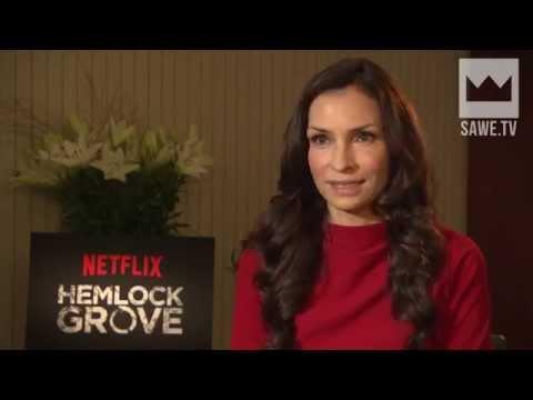 Netflix vs. Network TV: Eli Roth & Famke Janssen