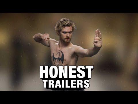 Honest Trailers   Iron Fist