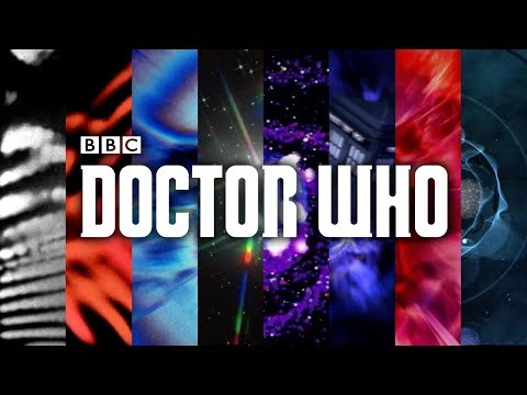 The Doctor Who Title Sequences | Doctor Who