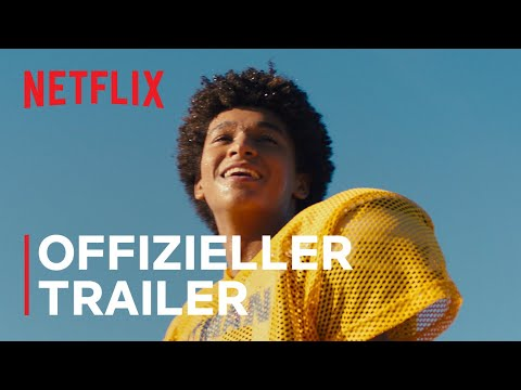 Colin in Black and White   Offizieller Trailer   Netflix