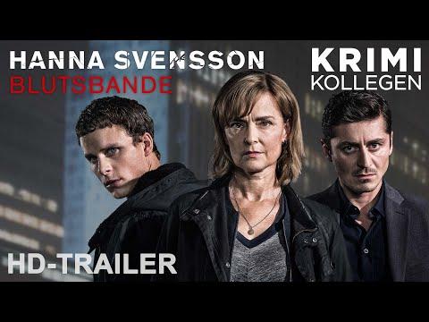 HANNA SVENSSON - BLUTSBANDE - Trailer deutsch [HD] || KrimiKollegen