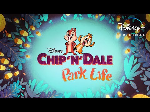 Opening Title Sequence   Chip 'n' Dale: Park Life   Disney+