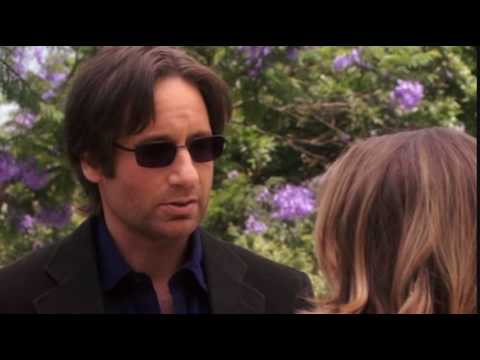 Californication - Hank researching Lew