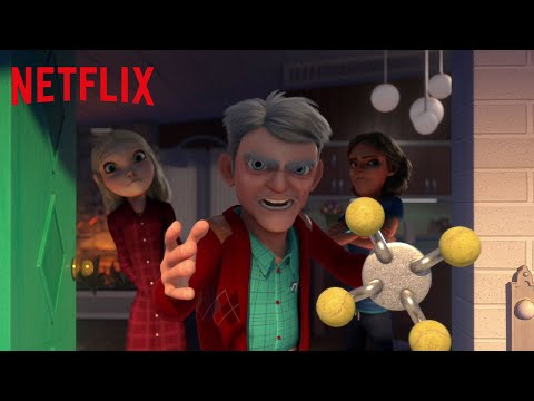3 von oben: Geschichten aus Arcadia   Offizieller Trailer   Netflix