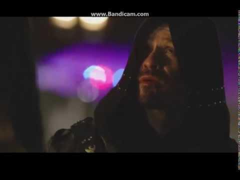 Oliver Queen vs Ra's Al Ghul Arrow Rematch 3x23