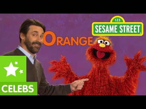 Sesame Street: The Letter O with Jon Hamm and Murray